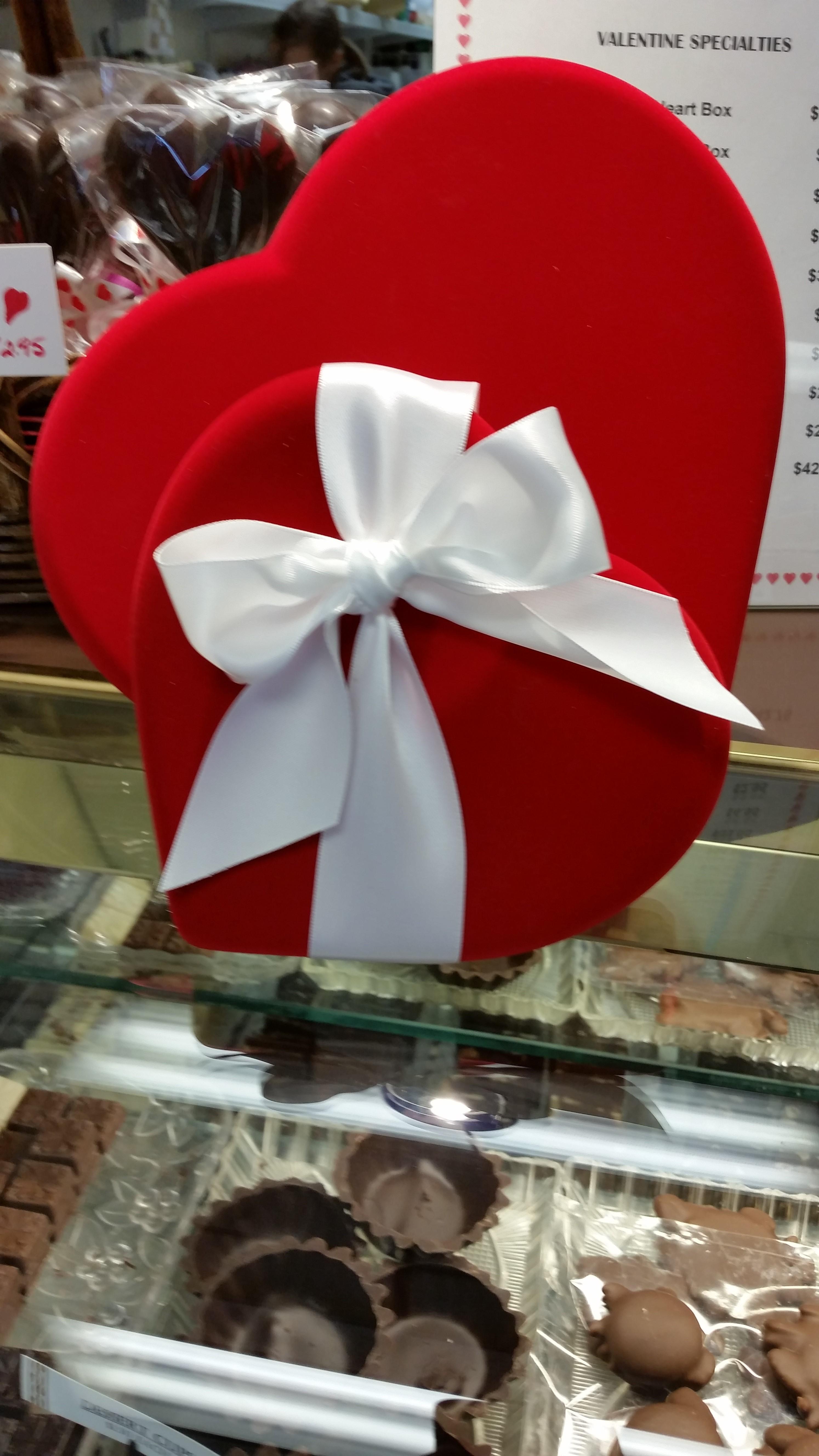 Velvet Valentines