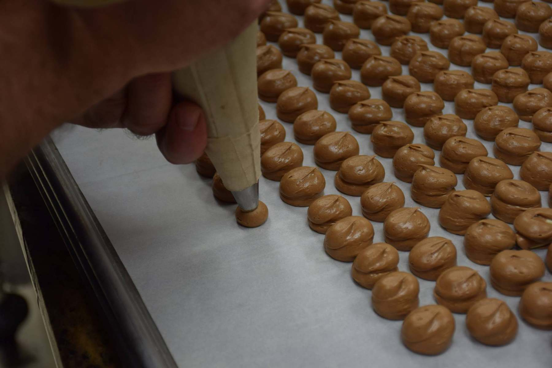 Handcrafted Small Batch Chocolatier