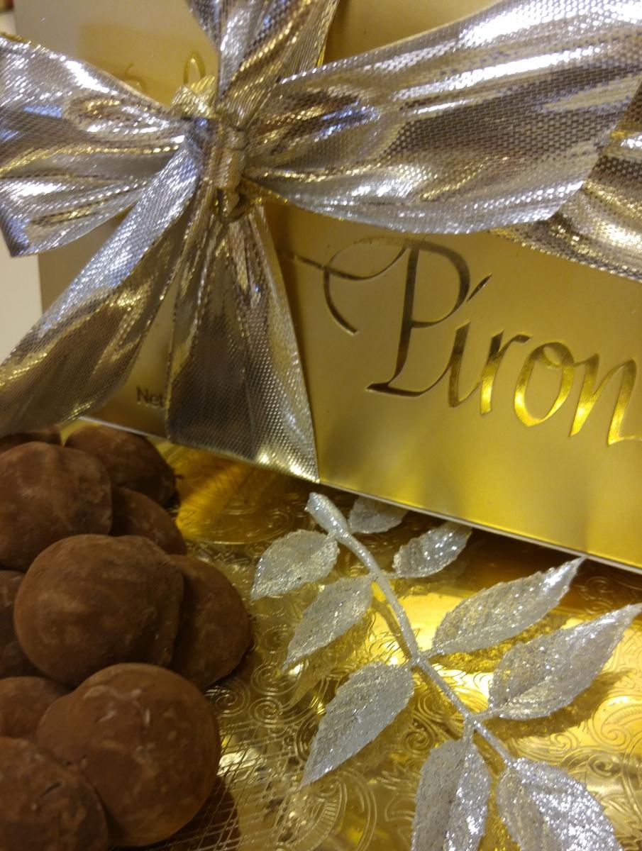 New Year Box of Chocolates