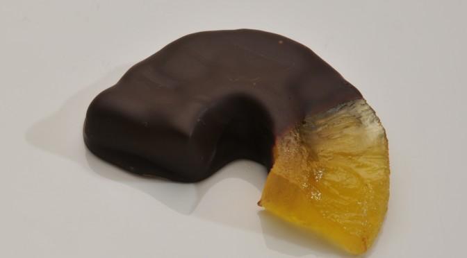 Glacéed Pineapple
