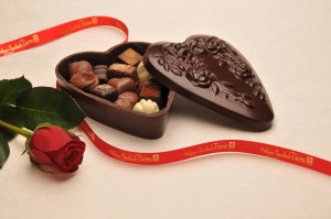 Chocolate Valentine Box