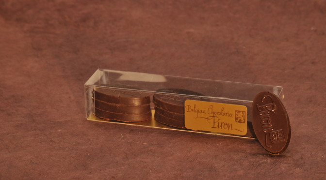 Chocolate Mint Medallions