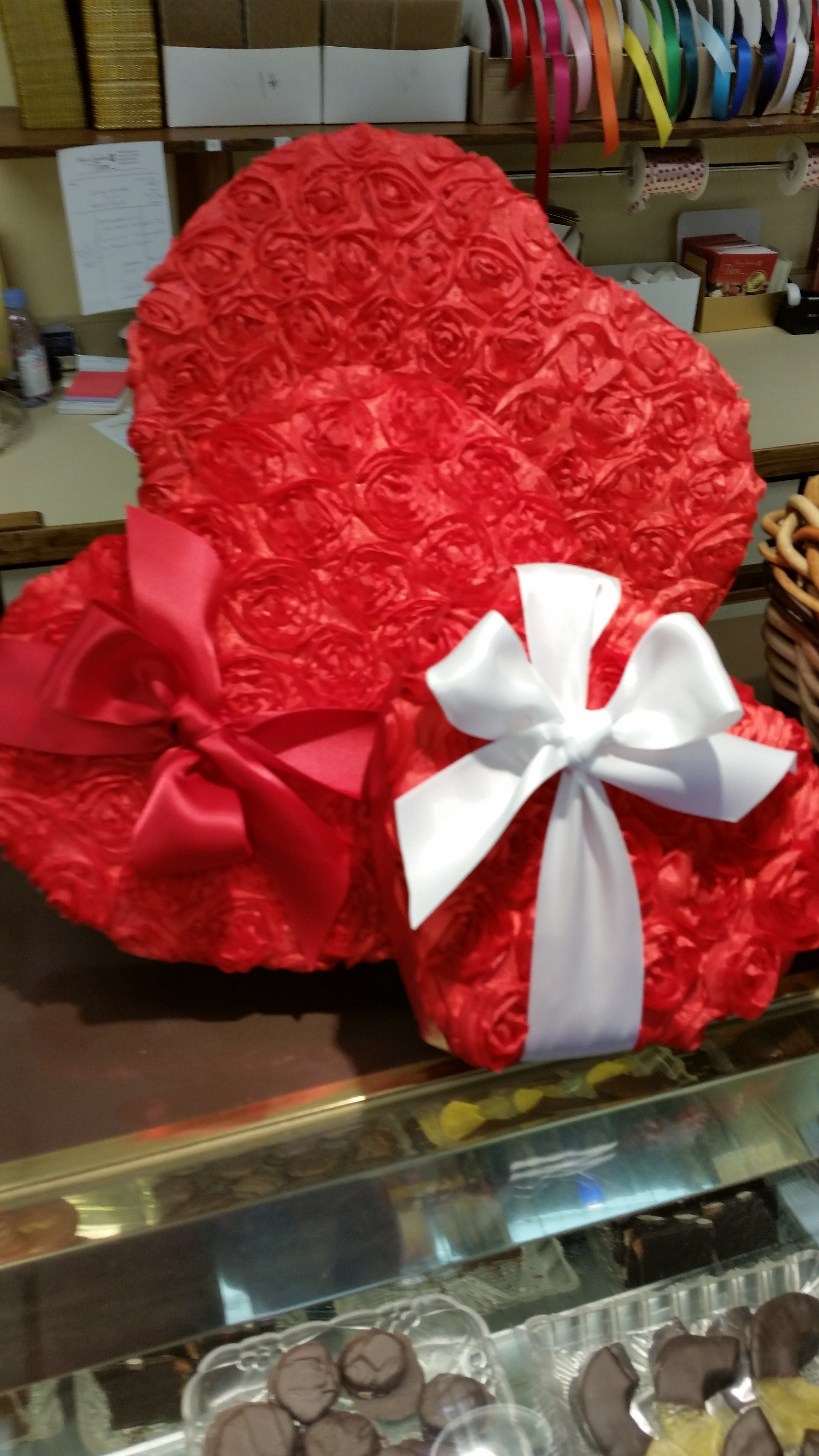 Satin Rose Valentines