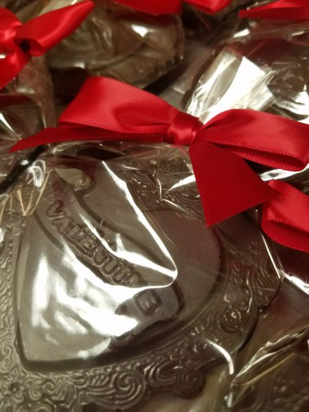 Decorative Chocolate Heart