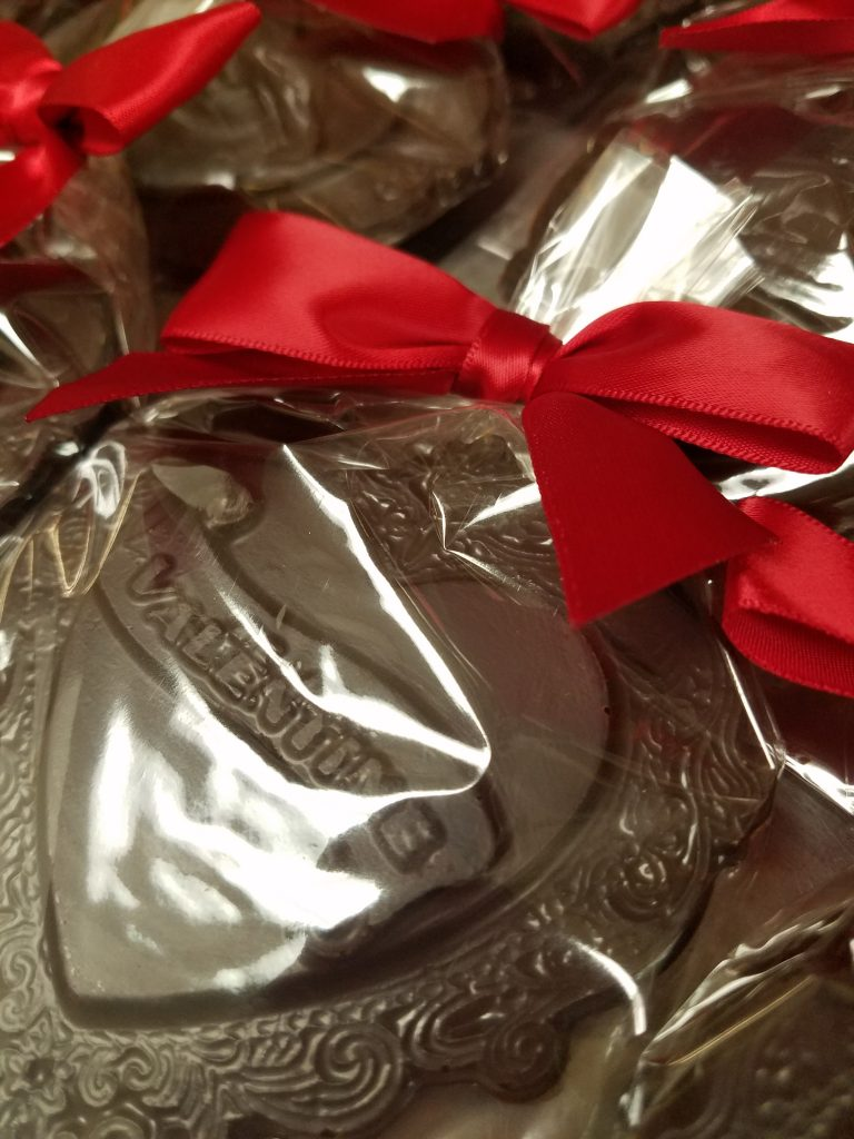 Decorative Chocolate Heart
